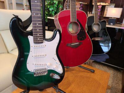 YAMAHA / ヤマハ アコースティックギター FS820 SELDER エレキギター LANDO