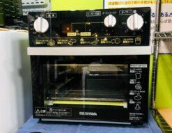 IRIS OHYAMA*ノンフライヤー熱風オーブン(FVX-D3A,2014年製)買取しました!