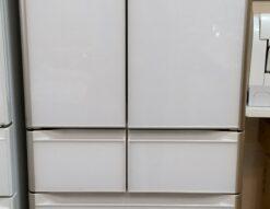HITACHI 日立 430l R-XG43K 2019年製 ガラストップ ホワイト 5ドア 冷蔵庫