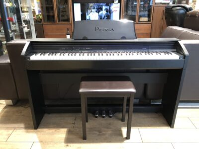 CASHIO*電子ピアノ『Privia(PX-760)』買取しました!
