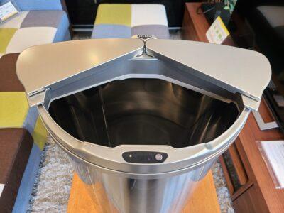 【未使用品】 JOBSON / ジョブソン 賢いゴミ箱 自動開閉ゴミ箱 47L (45リットル対応)  ダストボックス