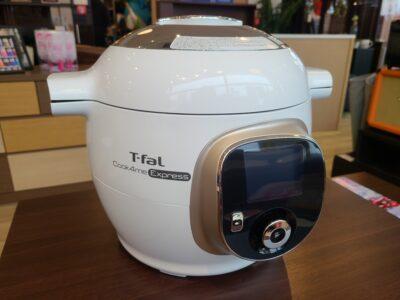 T-fal / ティファール 電気圧力鍋 Cook4me express / クックフォーミーエクスプレス EPC09