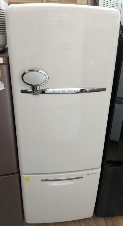 ナショナル National 162L 白 生活家電 キッチン家電 冷蔵庫 1