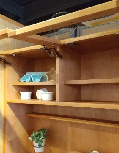 MOMO NATURAL モモ ナチュラル 食器棚 レンジボード ナチュラルテイスト 木の家具