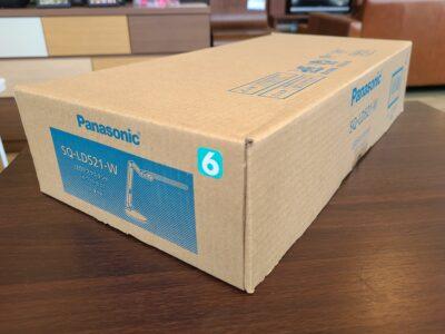 【新品・未使用品】 Panasonic / パナソニック LEDデスクスタンド 置き型 デスクライト SQ-LD521