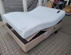 TEMPUR / テンピュール Zero-G 500 / ゼロジー500 ダブルサイズ 電動ベッド ハイグレードモデル