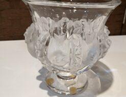 LALUIQEU ラリック ダンピエール 花瓶 ベース