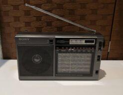 SONY ソニー NIKKEIラジオ オーディオ ICF-EX5MK2 ラジオ