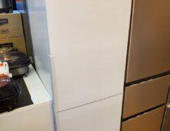 SHARP シャープ 310L 2ドア 冷蔵庫 2020年製 高年式 プラズマクラスター メガフリーザー 無線LAN対応 COCORO KITCHEN 大容量 右開き ホワイト スリム 単身 2人暮らし 3人暮らし 2~3人暮らし 自炊派シングル 学生 オススメ スタイリッシュ オシャレ