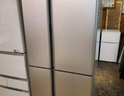 AQUA アクア 512L 4ドア 冷蔵庫 2020年製 高年式 シルバー デザイン家電 オシャレ オススメ 大容量 大容量冷凍室 薄型 うす型 フレンチドア 両開き レトロ スタイリッシュ シンプル インテリア 500L 500L以上 大きい 大型冷蔵庫 冷凍冷蔵庫 自動製氷 変わった冷蔵庫 変わったデザイン おしゃれ おすすめ かっこいい レトロモダン TZシリーズ