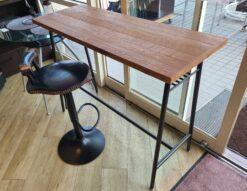 CRASH GATE / クラッシュゲート Knot antiques / ノットアンティークス SCOTT COUNTER TABLE / スコット カウンターテーブル バーカウンター インダストリアル