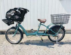 RIDGESTONE*子供乗せ自転車『アンジェリーノ』買取しました!