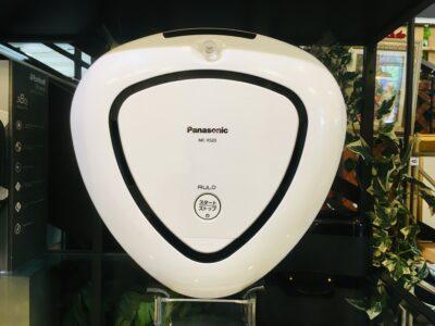 Panasonic*ロボット掃除機『RULO』(MC-RS20-W、2018年製)買取しました!