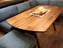 UNICO SWELLA Dining table sofa