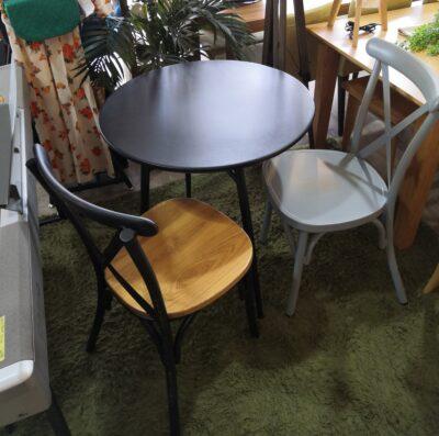 Garden table set Round 2