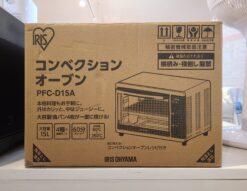 【未使用品】 IRIS OHYAMA / アイリスオーヤマ コンベクションオーブン トースター ノンフライヤー PFC-D15A