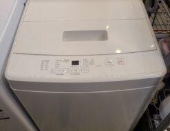 無印良品 / MUJI 4.5K 全自動洗濯機 MJ-W50A 2019年製 洗濯機 無印