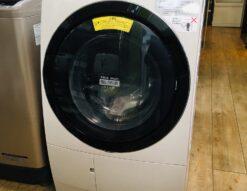 HITACHI*11K/6Kドラム式洗濯機(BD-SV110AL,2017年製)買取しました!