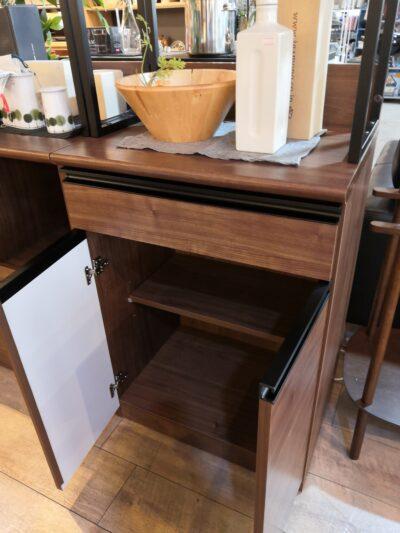 Range board cabinet