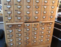 Library card card case Card organization