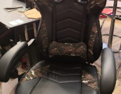 Gaming chair camouflage
