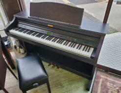 KAWAI 河合楽器 電子ピアノ DIGITAL PIANO デジタルピアノ 2008年製 木製鍵盤 本格派 正統派 ベーシックモデル 初心者 中級者 上級者 高機能 ピアノ おすすめ アコースティックピアノ風 グランドピアノ風 椅子付き