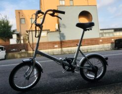 16インチ折り畳み自転車『FIELD CHAMP 365』買取しました!