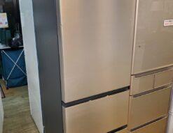 HITACHI 日立 375L 3ドア 冷蔵庫 2020年製 高年式 中型冷蔵庫 右開き 美品 まんなか野菜室 シャンパン スリム 自動製氷 お洒落 おススメ オシャレ オススメ 単身 一人暮らし 二人暮らし
