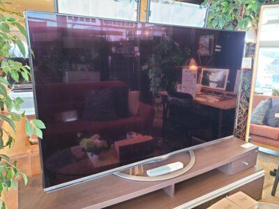 SHARP / シャープ AQUOS / アクオス 4K対応 60V型 液晶テレビ 無線LAN内蔵 LC-60US5 2018年製