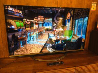 SHARP*50型4K液晶テレビ(LC-50US45,2019年製)買取しました!