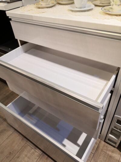 Range board  Cupboard  White 4