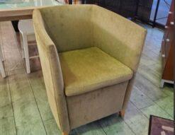 WISEWISE ワイスワイス ラウンジチェア BUZZ バズ パーソナルチェア 1シーター 1人掛け ソファ ファブリック グリーン系 CM-602 1人用 チェア 椅子 スタイリッシュ カッコイイ オシャレ オススメ カッコいい お洒落 おススメ