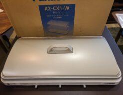 Panasonic / パナソニック IHデイリーホットプレート 2口IH調理器 クッキングヒーター KZ-CX1