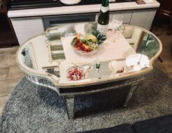 『クラッシック調のミラーテーブル』買取しました!