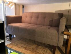 sofa Two-seater w120 compact