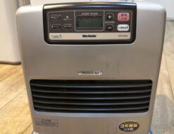Dainichi Oil fan heater Light silver