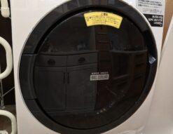 HITACHI 11/6㎏ Drum type washer / dryer